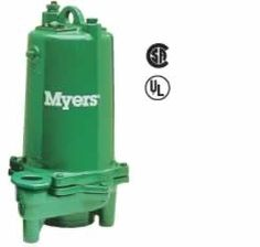 The MG200 Series are 2 HP submersible grinder pumps designed to be rugged and economical for residential and pressure sewage applications. Long discharge runs or high static heads are not a problem. The MG200 Series feature a patented cutter mechanism and recessed impeller design to effectively macerate typical domestic sewage solids into a fine slurry.  www.MyParkStore.com