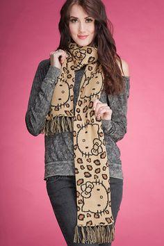 Leopard print & HK<3