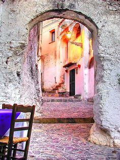 Old Calabria Italy