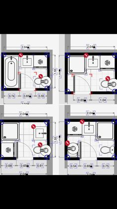 Transforming Small Bathrooms In Just 6 Easy Steps Small bathroom plans - Tiny Bathroom Plans Small Bathroom Floor Plans, Bathroom Layout Plans, Small Bathroom Layout, Laundry In Bathroom, Modern Bathroom Design, Bathroom Interior, Small Bathrooms, Bathroom Ideas, Bathroom Designs