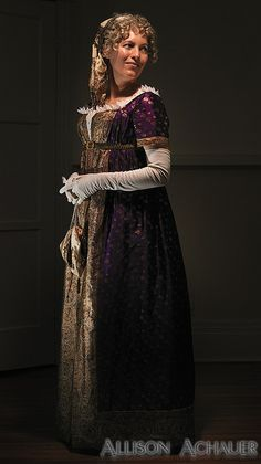 Regency Sari Dress-- not quite sure if I like it enough... is it authentic styled?