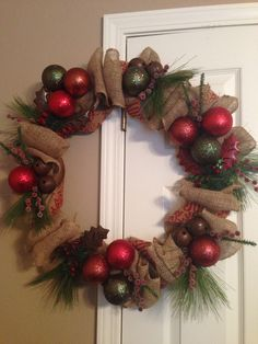 Christmas Wreath!