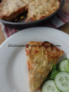 Chillies and Lime: Chicken And Corn Tortilla Lasagne