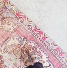 rug from ebay