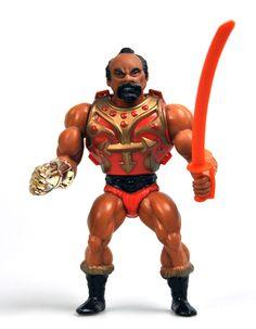 Ju Jitsu - One the few He-Man toys i had.