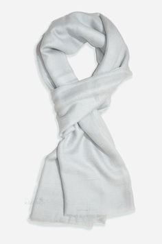 Cloud Grey Cashmere Pashmina Handwoven Scarf/Shawl Cashmere Pashmina, Shawl, Hand Weaving, Cloud, Grey, Beauty, Fashion, Gray, Moda