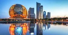 Onde Ficar em Hangzhou na China #viagem #viajar