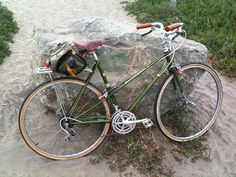 1970 Raleigh Super Course Mixte Refurbishment- Stage Four | Flickr - Photo Sharing!