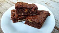Cukormentes diós brownie. :)