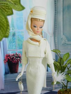 ~Tahari~ OOAK Fashion Silkstone Barbie by Joby Originals