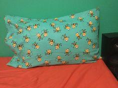 I made this pillowcase