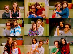 Hyde <3 Jackie ~That 70's Show