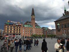 Greien med denne Pinnen er å vise deg et av mine favoritthoteller i København, Danmark.