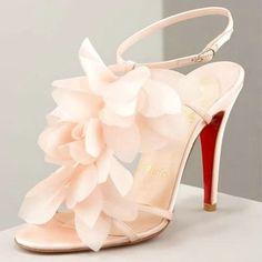 Christian louboutin shoes These are just perfect heeled shoes for any heel addict note the traction they are gonna provide.