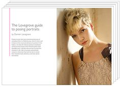 The ultimate photography Posing Guide PDF by Damien Lovegrove