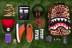 Essentials: Ashley Walters What In My Bag, What's In Your Bag, Ashley Walters, Uk Music, Everyday Carry, Hypebeast, Essentials, Mens Fashion, My Style