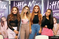 Little Mix in Milan 2016