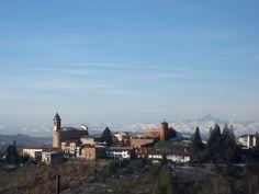 Dintorni di Vinchio - Castello di Castelnuovo Calcea