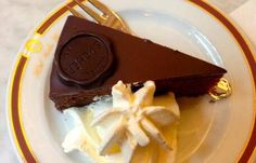 Hotel Sacher is the place to taste this landmark torte. While the secret recipe is known only to Sacher Hotel bakers, dessert lovers have come to expect dense, moist chocolate cake stacked with thin layers of apricot jam. http://www.foodiehub.tv/food-category/Bakery/review/The-Sacher-Hotel/The-Original-Sachertorte/4927_4951