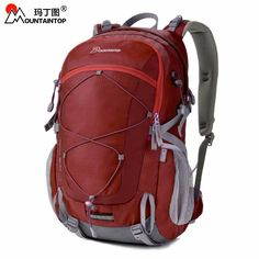 c8f0558a2007 2017 New Arrival High Quality Waterproof Polyester Fabric Climbing Bags 40L  Camping Hiking Outdoor Sport Backpack