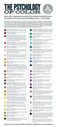 psychology+of+color.jpg 720×1,600 pixels
