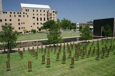 Oklahoma City, Oklahoma. National Memorial.