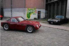 TVR Griffith 200. TVR 3000M SE