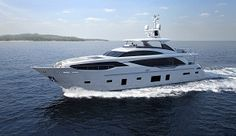 New Princess Megayacht to Premiere at Boot Düsseldorf Hull number one of Princess Yachts new line will be. Yacht Design, Princess Yachts, M Class, Yacht Cruises, Visit Singapore, Yacht Party, Yacht Broker, World Travel Guide, Yacht For Sale