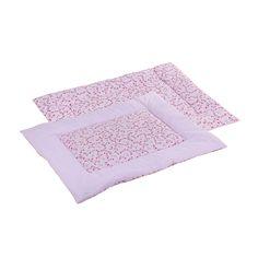 Laufgittereinlage Pink Blossom 80x100cm