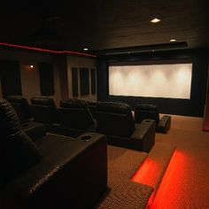 LED home theater