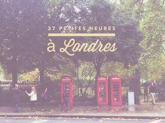 37 petites heures au cœur de Londres sur Chaudron+Pastel+de+Mély