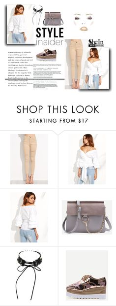 """""""Shein contest"""" by adancetovic ❤ liked on Polyvore featuring WithChic"""