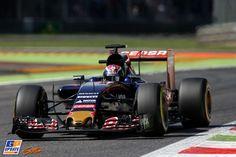 Max Verstappen, Formule 1 Grand Prix van Italië 2015, Formule 1
