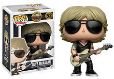 Funko Pop! Guns N Roses Duff Mckagan #52