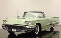 1958 Ford Thunderbird Convertible