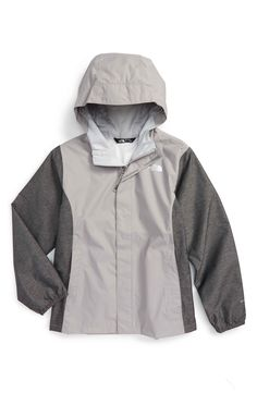 feeee107027 Main Image - The North Face  Resolve  Reflective Waterproof Jacket ...