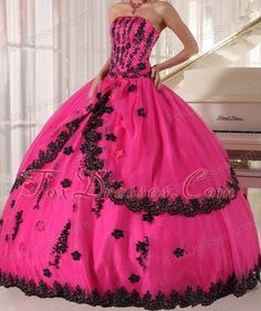 Pretty In Pink Quince Dress