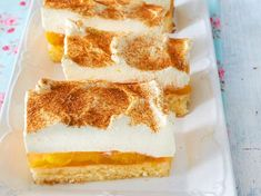 Mandarinen-Schmand-Kuchen – so geht's | LECKER