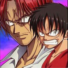 One Piece | Shanks & Luffy