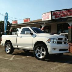 Ram R/T lifted looking clean