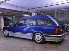 BMW 530iX Enduro Touring Concept (1993)