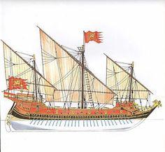 battle of lepanto Conquistador, Battle Of Lepanto, Naval History, Model Ships, Tall Ships, Sailing Ships, Sailing Boat, Military Art, 15th Century