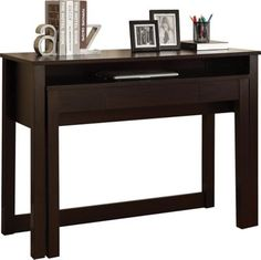 Shop Staples® for Monarch® 48'' L SpaceSaver Nesting Desk, Cappuccino and enjoy everyday low prices, and get everything you need for a home office or business. Get free shipping on orders of $45 or more and earn Air Miles® REWARD MILES®.