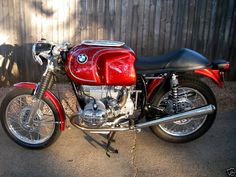 BMW Cafe Racers - post a pic? - Page 22 - ADVrider
