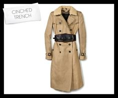 I've been telling myself I will buy a Burberry trench every year and maybe me pinning this online will actually motivate me to buy one this year.