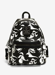 Loungefly The Nightmare Before Christmas Zero Mini Backpack - BoxLunch Exclusive - backpacks extra large Source by arrieroxanneperiod Pretty Backpacks, Cute Mini Backpacks, Nightmare Before Christmas Backpack, Big Purses, Diaper Bag Backpack, Diaper Bags, Small Backpack, Cute Bags, Costume