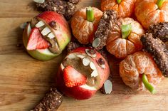 Healthy Halloween treats from The Happy Pear - Jamie Oliver | Features