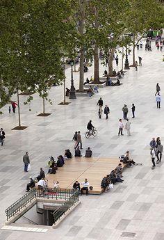 Place de la Republique©ClementGuillaume « Landscape Architecture Works | Landezine
