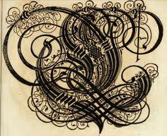 """""""L"""" cadel   Tumblr Calligraphy"""