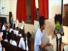 Sala de Leitura - Diretoria de Ensino de Bauru - Município de Bauru - Escola Ernesto Monte.